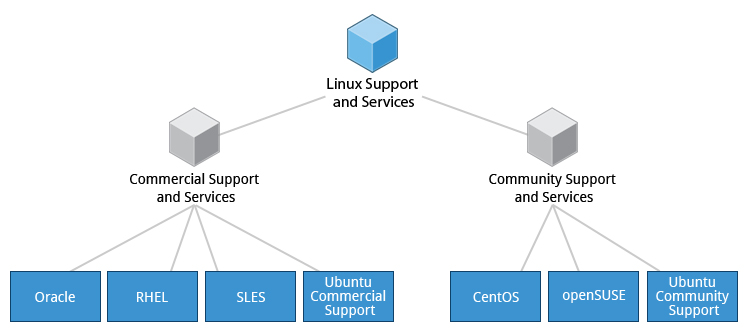 linux support and services